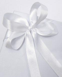 bomboniere matrimonio teiera in porcellana con scatola bianca