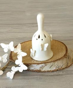 campanella tirabici per bomboniere