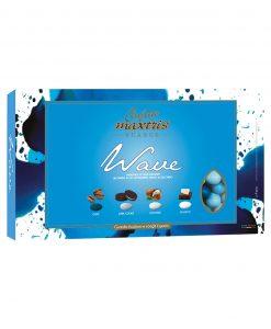 confetti alla mandorla nuance wave maxtris