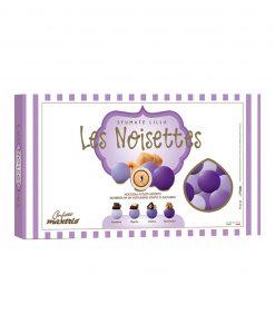 confetti alla nocciola sfumati viola maxtris
