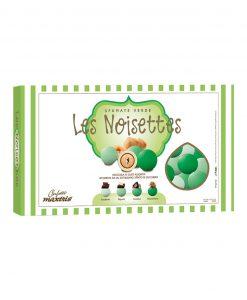 confetti verdi sfumati alla mandorla maxtris