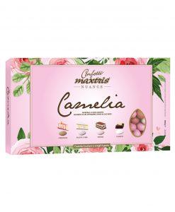 maxtris confetti nuance camelia