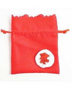 sacchetto per confetti laurea