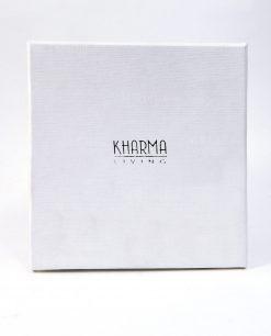 scatola cartoncino bianco kharma living