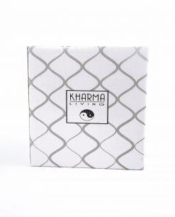 scatola cartoncino con rombi kharma living