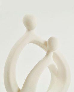 sposini in porcellana con astuccio