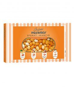 Confetti Maxtris sfumati arancioni