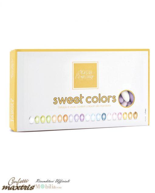 Confetti maxtris mandorla sweet colors lilla sfumati