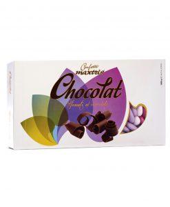Confetti sfumati al cioccolato lilla Maxtris