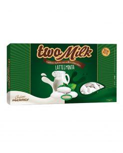 Confetti two milk latte e menta Maxtris