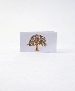 bigliettini per bomboniere albero della vita