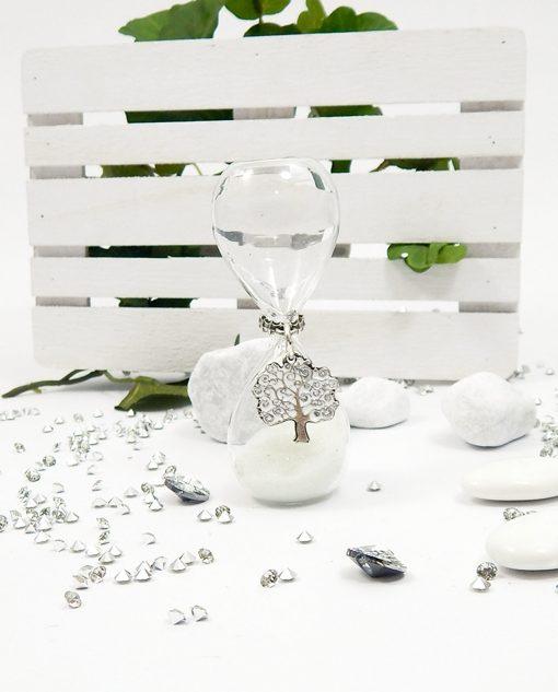clessidra vetro con ciondolo albero nuova collezione tabor 2018
