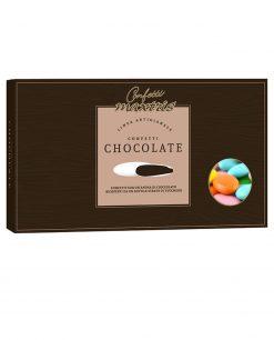confetti maxtris ciococlando fondente classico colorato