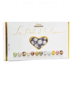 confetti maxtris le perle argento