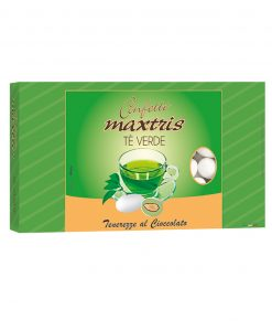 confetti maxtris tè verde
