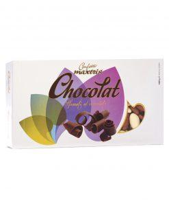 confetti sfumati marrone al cioccolato maxtris