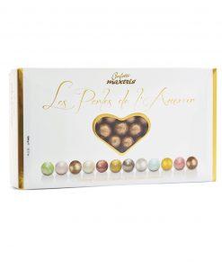 les perles hiver bronze maxtris
