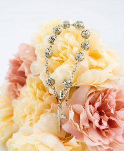 rosario catenella bracciale