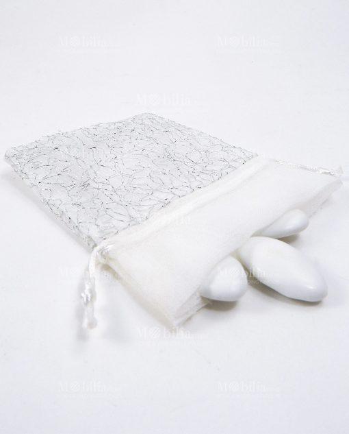 sacchetto in cotone per 25° anniversario