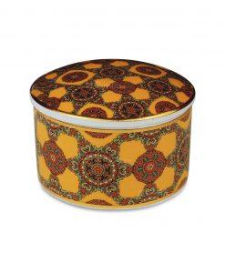 scatolina in porcellana con gomma arabica sophie baci milano