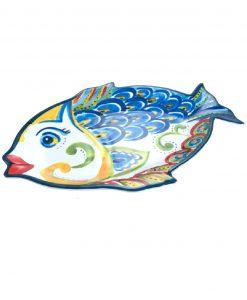 Piatto a forma di Pesce