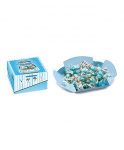 confetti maxtris dolce arrivo sfumati azzurri