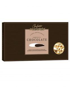 confetti maxtris dorati al cioccolato