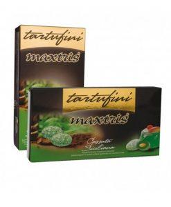 confetti maxtris tartufini cassata siciliana