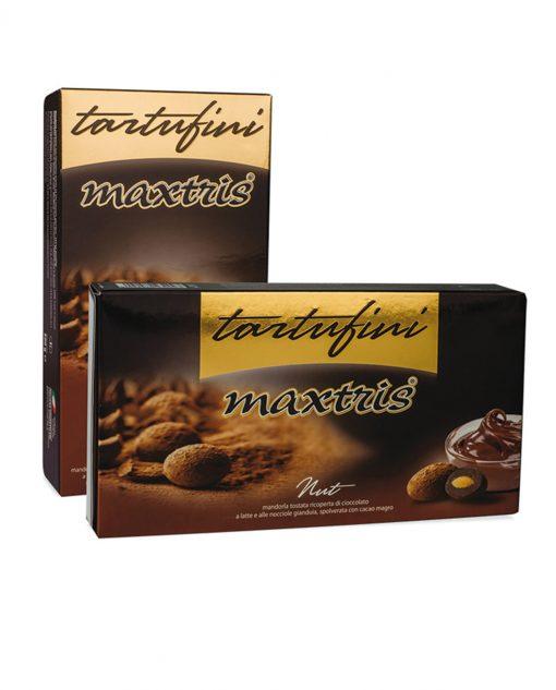 confetti maxtris tartufini nut