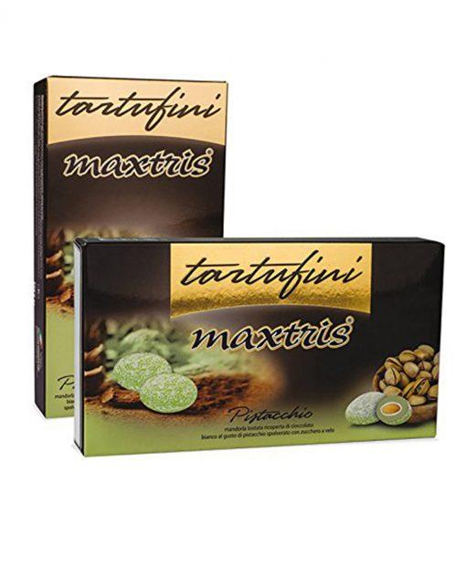 confetti maxtris tartufini pistacchio