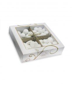 confetti maxtris vanity regal 4 gusti bianchi