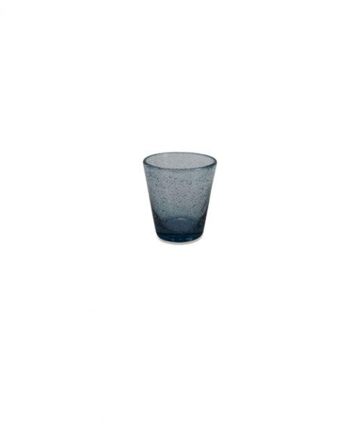 set bicchieri acqua baia grigio scuro villa deste