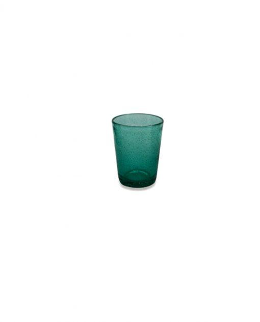 set bicchieri acqua baia verde villa deste