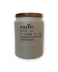 barattoli caffè con tappo in bamboo villa deste linea victionary