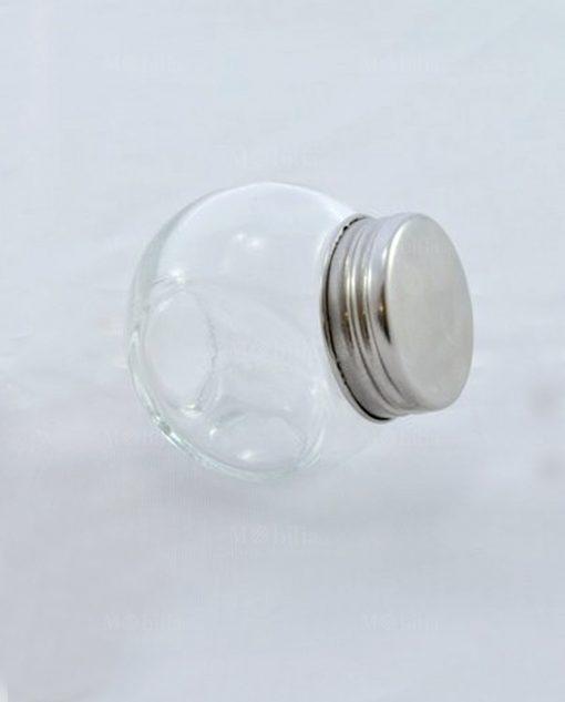 barattolo tondo in vetro 50 ml