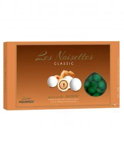 confetti maxtris les noisettes classic verdi