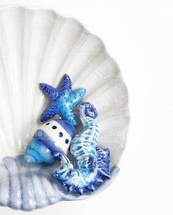 decorazioni marine in rilievo 2