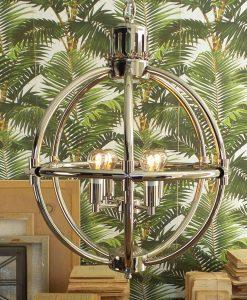 lampadario moderno 4 luci