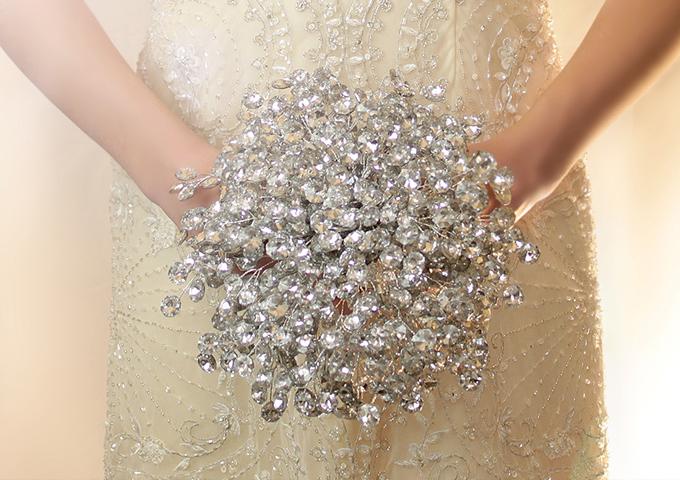 matrimonio tema cristallo