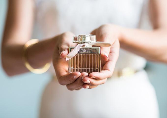 matrimonio tema profumo
