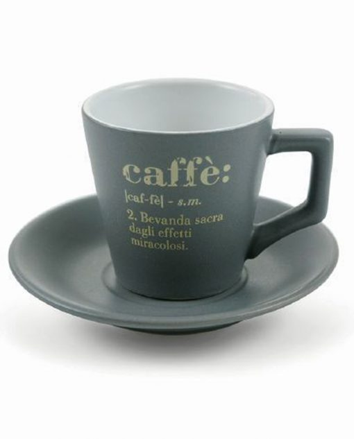 tazzina caffè decorata