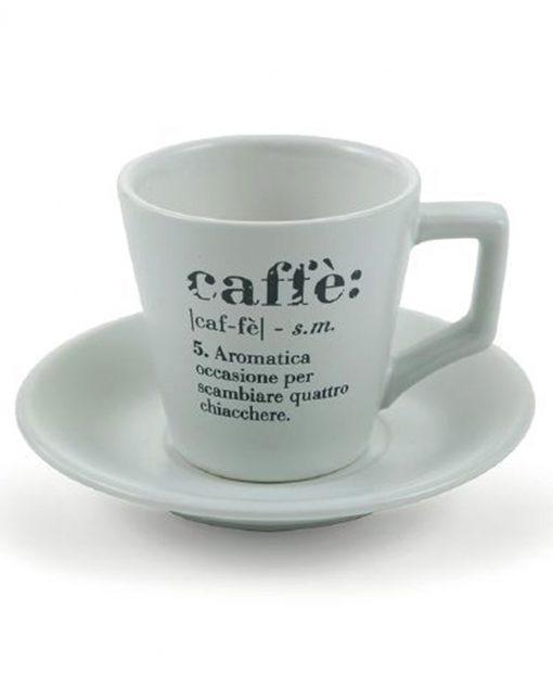 tazzina caffe multicolor