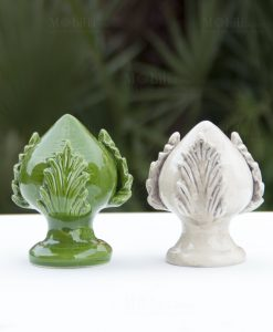 ceramica artigianale di caltagirone pomo