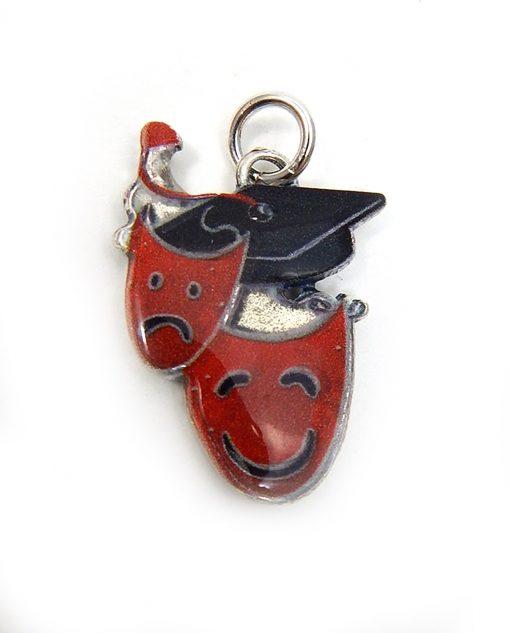 ciondolo maschere made in italy tabor