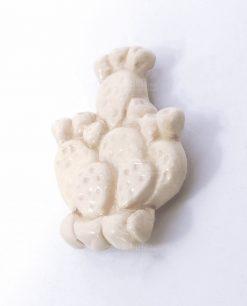 magnete cactus in ceramica di caltagirone