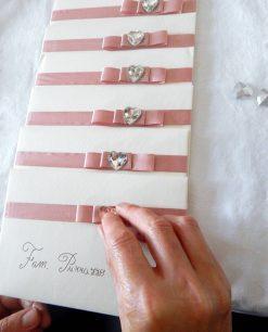 partecipazioni matrimonio in cartoncino