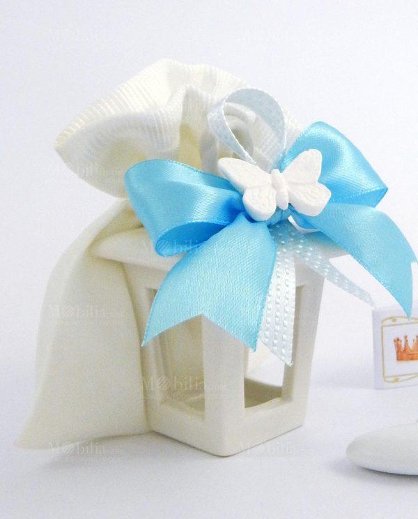 bomboniera-lanterna-portacandela-ceramica-con-farfalla-gesso-e-sacchettino