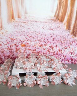 bomboniera fiore cristallo calamita swarovski tufano