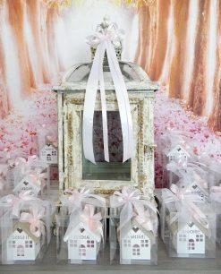 bomboniere casetta lanterna gioia amore sogni