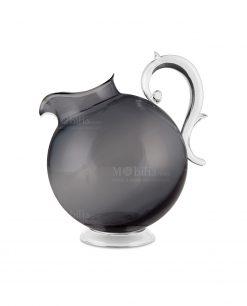 brocca da 1 litro nera